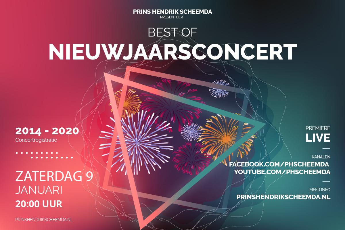 Nieuwjaarsconcert 2021